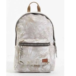 Urban Outfitters Spurling Lakes Tie Dye Backpack